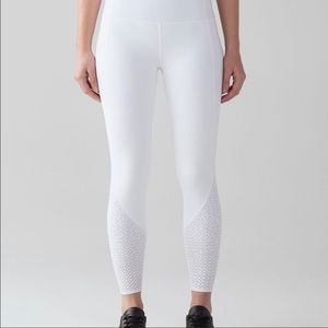 Lululemon Anew tights. Worn once